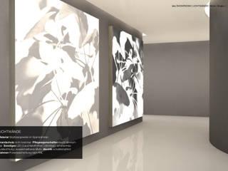 Grosse Lichtwände und Leuchtkästen:  Krankenhäuser von tela-design