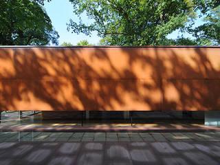 Casas de estilo moderno de Carlos Zwick Architekten Moderno