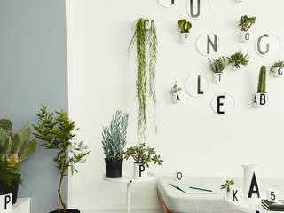 Paisajismo de interiores de estilo  por Kleuroptafel
