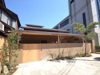 和田山の数寄屋: もやい建築事務所が手掛けた家です。