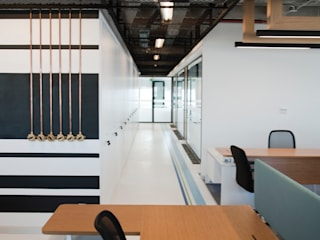 DedeoğluMimarlık – DNV-GL OFFICE:  tarz Ofis Alanları