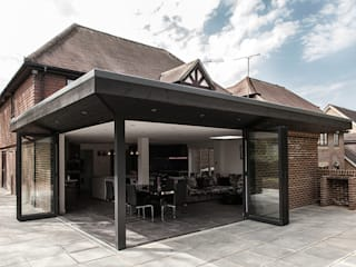 Essex Glamour Nic Antony Architects Ltd Maisons modernes