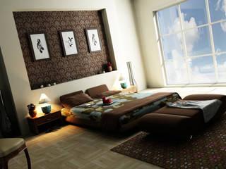 Bedroom by Ev TAdilatları,