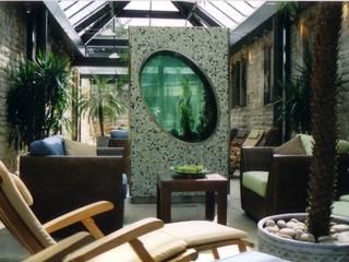 Hotel aquarium por Aquarium Services Clássico