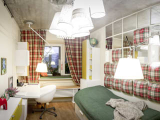 Nursery/kid's room by ToTaste.studio, Eclectic