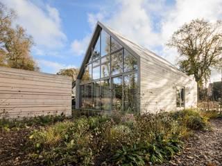Lofthome Bergen (NH):  Huizen door Blok Kats van Veen Architecten