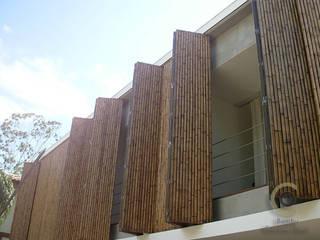Pintu & Jendela Tropis Oleh BAMBU CARBONO ZERO Tropis