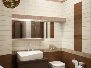 Bathroom by Anfilada Interior Design, Eclectic