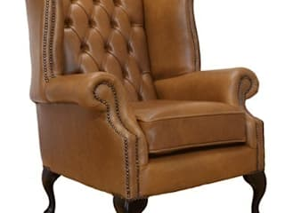 Кресла: Гостиная в . Автор – Vintage Home Interiors