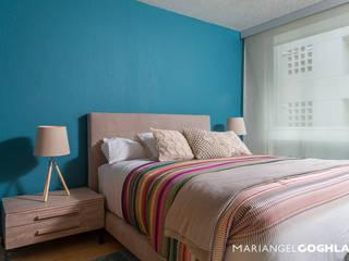 Спальни в . Автор – MARIANGEL COGHLAN