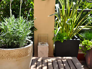 Teras oleh ésverd - jardineria & paisatgisme, Eklektik