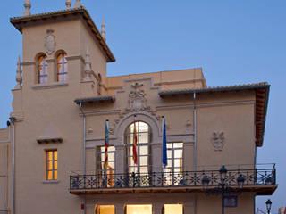 Rehabilitación del Ayuntamiento de Ribarroja (Valencia) Edificios de oficinas de estilo minimalista de ARG Arquitectos Minimalista