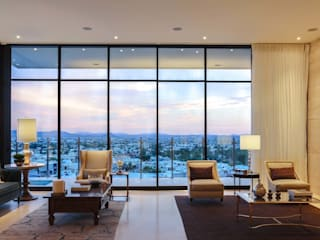 Livings de estilo  por Imativa Arquitectos, Moderno