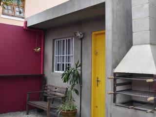 Oficinas de estilo  por Mmaverick Arquitetura