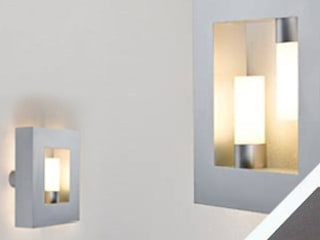 "Wand- und Deckenleuchte ""Omega"" für Paulmann Licht ideenfischa Produktdesign Flur, Diele & TreppenhausBeleuchtungen"
