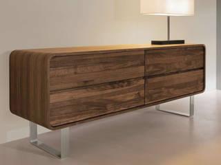 Massivholzmöbel / Kollektionen für ZACK Design ideenfischa Produktdesign EsszimmerBuffets und Sideboards
