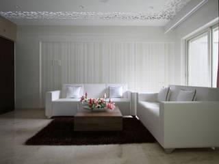 Salas de estilo moderno por Smart Space Architects