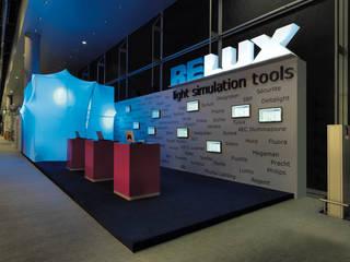 relux informatik:  Messe Design von dittlidesign