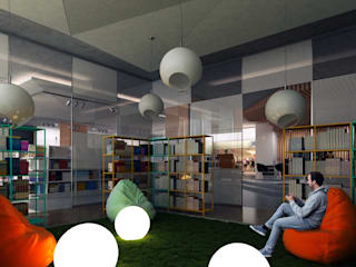 Lenz Architects Commercial Spaces