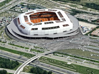 Lenz Architects Moderne Stadien