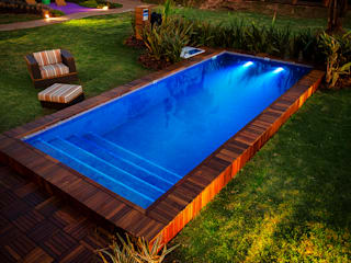 Pool by Adines Ferreira Paisagismo