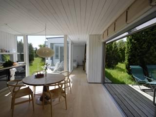 moderne Esszimmer von Murman Arkitekter AB