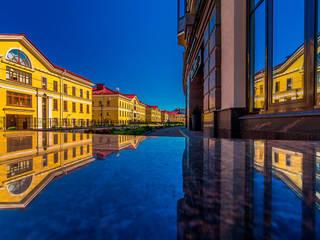 "ЖК ""Парадный квартал"": Дома в . Автор – Belimov-Gushchin Andrey"