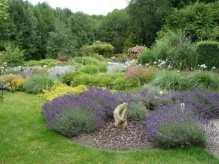 Ambiente Gartengestaltung Taman Gaya Country