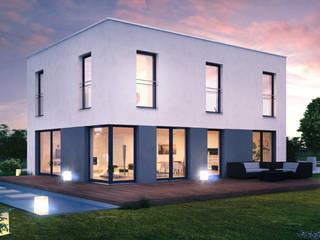 ICON CUBE :  Häuser von Dennert Massivhaus GmbH