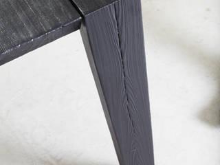 """Tisch """"Le Grand Noir""""   (the Big Black One):   von Michael Sprey Möbel*Stücke"""