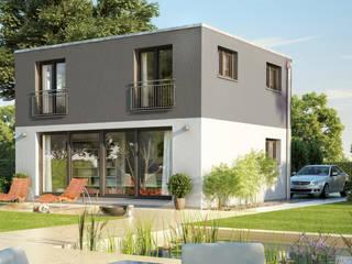 Modern houses by Dennert Massivhaus GmbH Modern