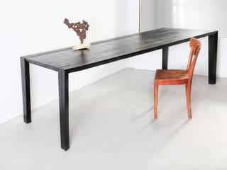"""Tisch """"Le Grand Noir""""   (the Big Black One):  Esszimmer von Michael Sprey Möbel*Stücke"""