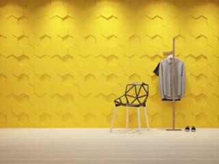 Modern Dressing Room by Deeco Modern