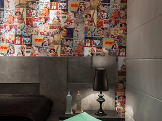 Спальня в стиле модерн от Celia Beatriz Arquitetura Модерн