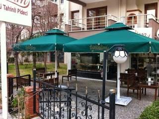 Teleskopikal dişli sistem şemsiye modellerimiz Akbrella Şemsiye San. ve Tic. A.Ş Akdeniz