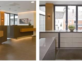 Rezeption | Empfang | Foyer :  Praxen von bockhaus-odenthal architekten