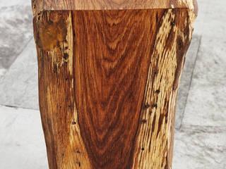 """Bank """"Le Chêne Plié""""  (the folded oak):   von Michael Sprey Möbel*Stücke"""