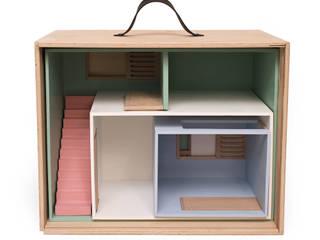 Chambre d'enfants de style  par Hase Weiss