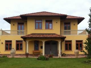 Urlaubsfeeling zu Hause Mediterrane Häuser von Rita Meyer, Architektin Mediterran