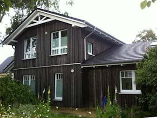 Scandinavian style houses by Rita Meyer, Architektin Scandinavian