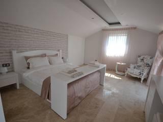 Chambre moderne par AKTİF PERDE Moderne