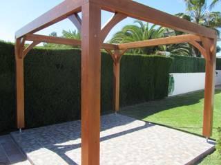 สวน by Ático y Jardín
