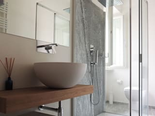 diegocolliniarchitetto Minimalist bathroom