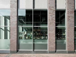 Indoor Golf Amsterdam Golf Republic:  Gastronomie door STUDIO CBiD, Industrieel