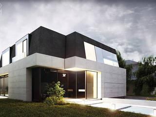 Pracownia projektowa artMOKO Casas modernas: Ideas, imágenes y decoración
