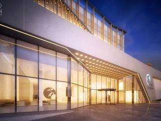 Pracownia projektowa artMOKO Hoteles de estilo moderno