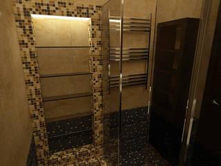 Bathroom: Ванные комнаты в . Автор – Дмитрий Максимов, Модерн