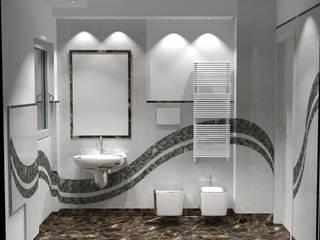 Casas de banho modernas por STUDIO QUARANTA Moderno