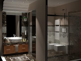 Klassische Badezimmer von STUDIO QUARANTA Klassisch