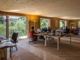 GEBÄUDE MIT VISION Moderne Bürogebäude von Gaulhofer Industrie-Holdig GmbH Modern